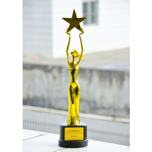 Оптовая продажа сплавы металлов реферат Купить лучшие сплавы  2015 новинка абстрактный женщина скульптура трофей