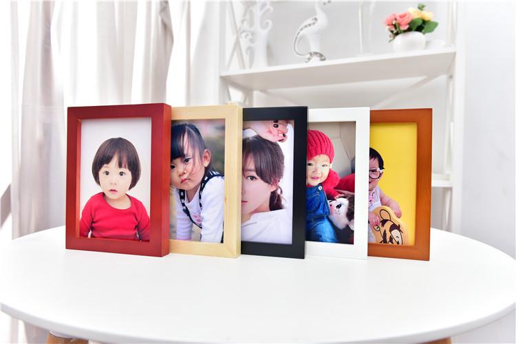 Eco-friendly Wood Photo Frame Mixed Big Size,4x4,Wallet Size Etc ...