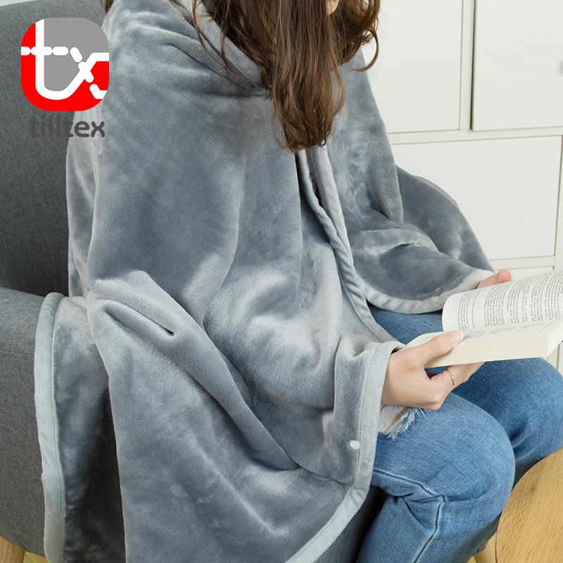 Baby Kids Multifunction fleece sleeping toddler Blanket