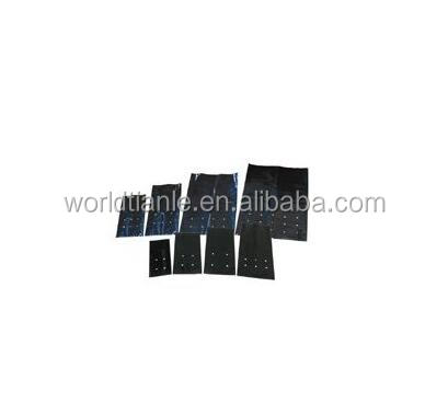 Recyclable plant nursery Black Plastic Grow Bags