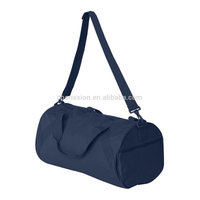 Wholesale light barrel duffel and fashion sports bag