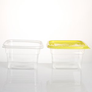 Elegant Houseware Kitchen Food Box Disposable Plastic Pet Food Container
