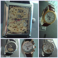 Skeleton Automatic Mechanical Watch Automatic Watches Japan ...