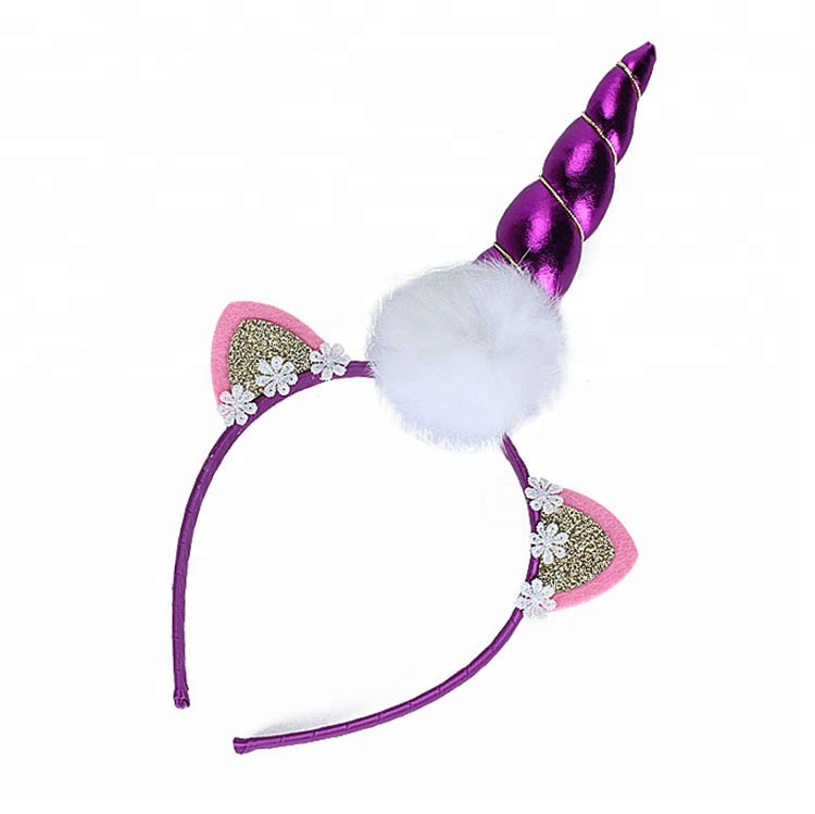Girl's Accessories Trend Mark Hot Sale Lace Cat Ear Hairband Fashion Kids Girls Lovely Lace Cat Ear Headbands Headwear Hair Accessories At Any Cost