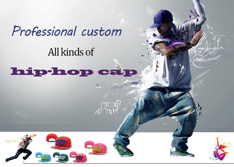 3d Puff Logo Embroidery Custom Snapback Wholesale Customize Plain ...