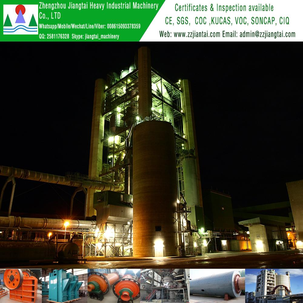 lime rotary kiln/lime processing plant/active making machinery