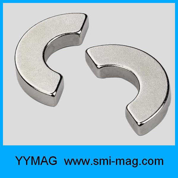 Axial Flux Permanent Magnet Generator Neodymium Arc Magnet