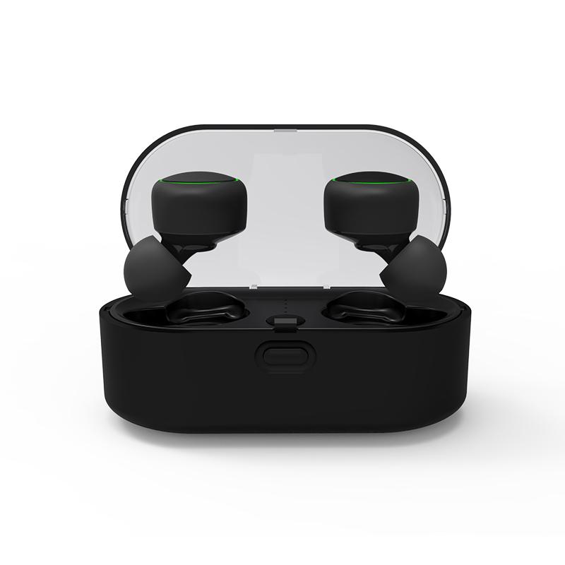 TWS T02 5.0Wireless Bluetooth Headset Stereo Earphones Real Wireless Mini Sports headphones