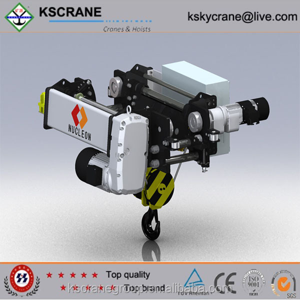Hot sale OEM Quality electric pneumatic air hoist 3t