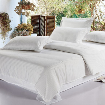 Luxury Bed Sheets 300 Thread Count Egyptian Cotton Hotel Sheet Linen