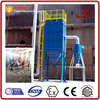 Air duct cleaning equipment for industrial fume and dust extractor