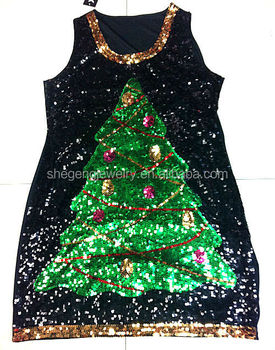 Sequin Christmas Dresses