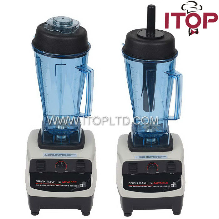 mesin minuman blender komersial