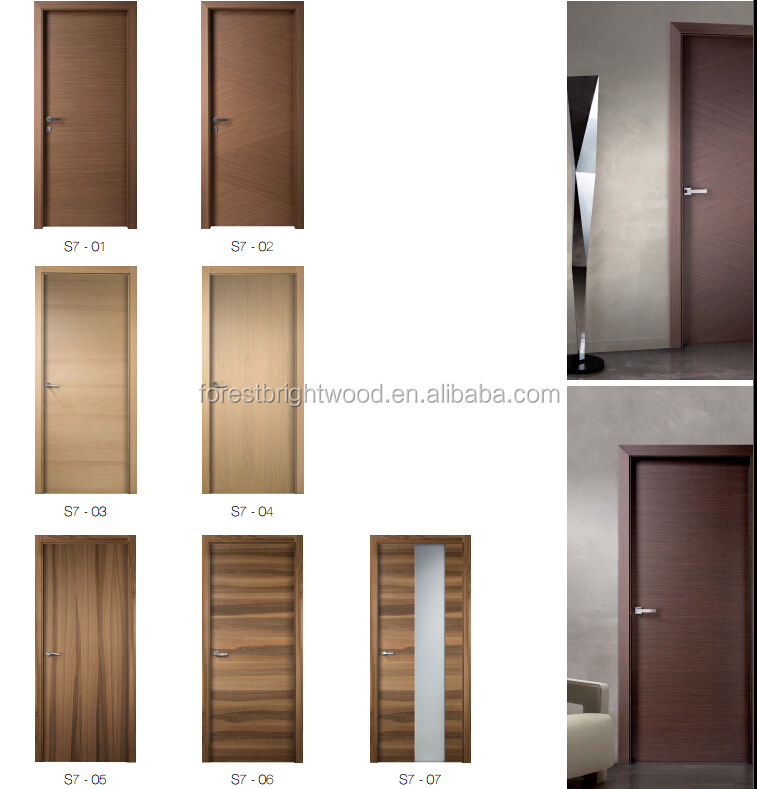 Luxury rosewood sliding type italian door design buy for Office main door design
