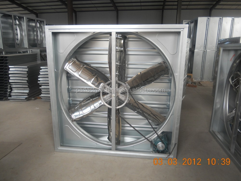 Big Vent Fans : New large portable roof mounted industrial exhaust fan