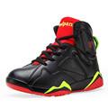 Big Boys Basketball Shoes Shockproof PU Kids Sneakers Running Walking Chaussure Basket Enfant Fille Outdoor Sport