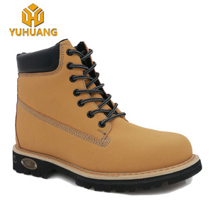 Hot sale Genuine Leather Boots ,mens steel toe work boots,high ankle hiking boots