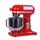 Professional heating kitchen stand mixer with rotating bowl