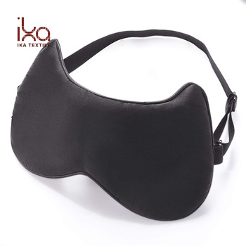 Natural Silk Sleep Mask Blindfold Super Smooth Skin Friendly Eye Shade Eye Cove r Eye Mask