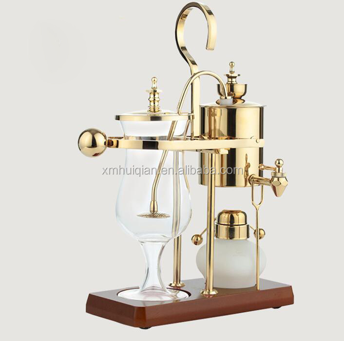 stainless steel siphon /syphon coffee maker