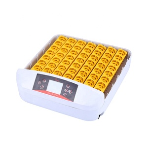 The newest with LED light mini yz 56s chick quail egg hatching machine price kerala market top sale