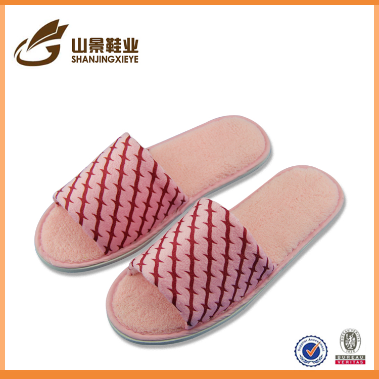 cheap washable slipper beads embroidered slippers woman fancy house slipper