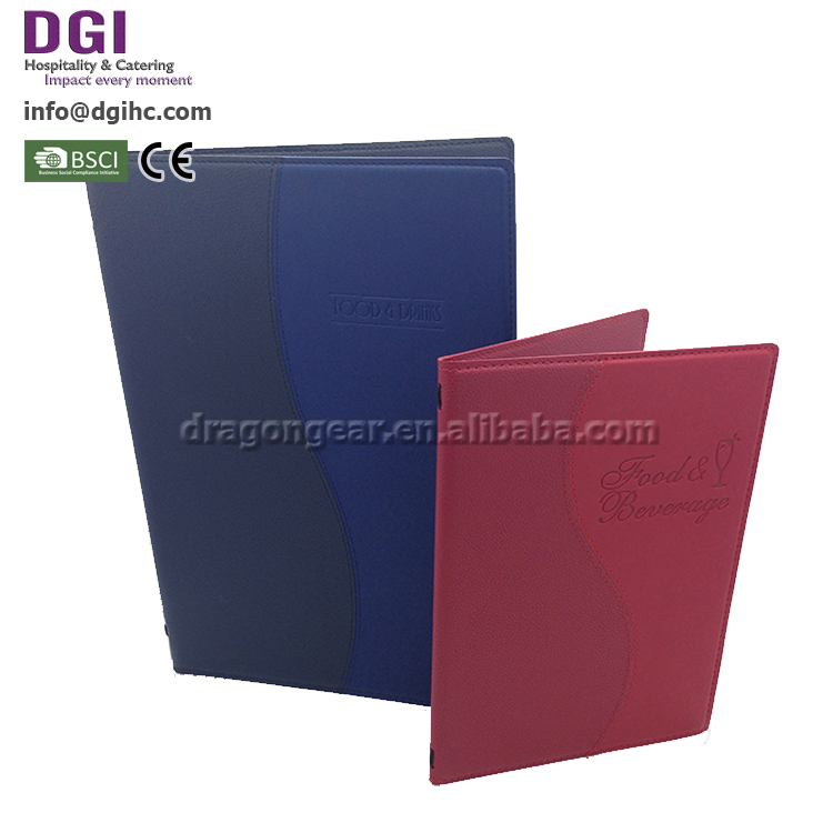 High quality & best price leather conference bound folder Good Quality