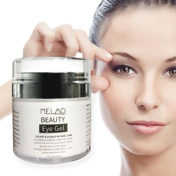 The Most Hotselling Melao Anti-Aging Eye Gel Mask for Dark Circles and Puffiness and Bags