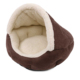 Guaranteed quality unique indoor plush pet cave house,comfortable pet bed