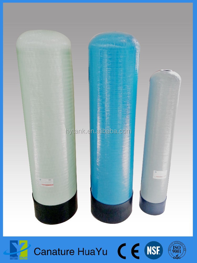 Water Filter Activated Carbon Media Tank 2472 Frp Tank