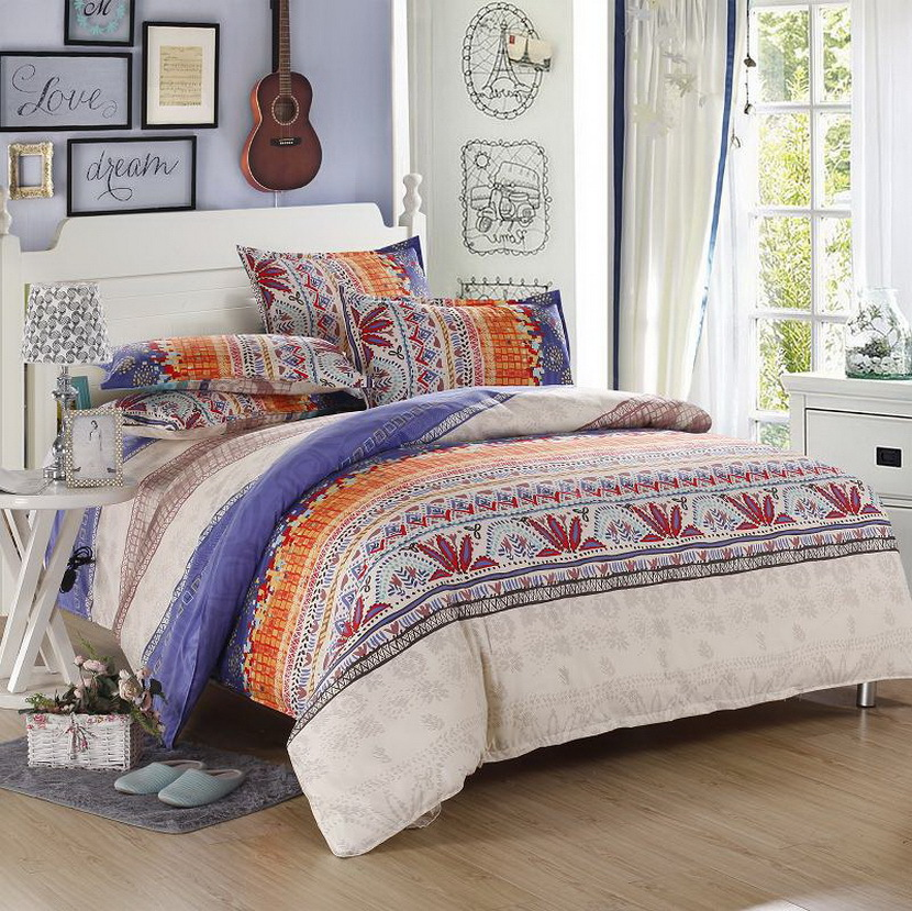 Fashionable Bedding Set, 3/4 Pcs Bed Set, Our Hot Sale