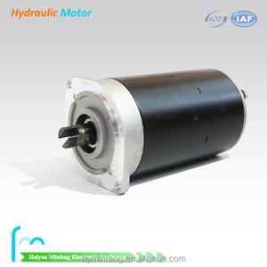 gas accumulator DC motor
