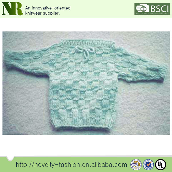 Hand Knit Baby Sweaterwool Sweater Design For Babyhandmade Baby
