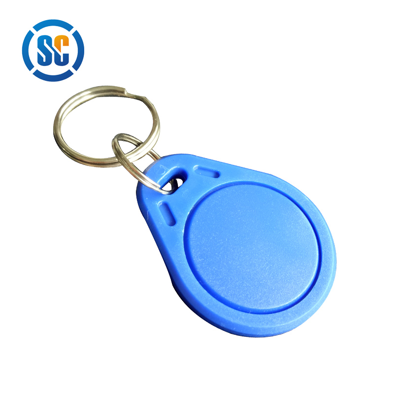 low price custom nfc key flexible laundry rfid coin tag
