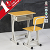 plastic school desk chair school furniture,table and chair