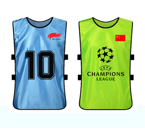 29ec902a8ee Wholesale football size 5 pvc leather soccer ball china uniforme de futebol  vest
