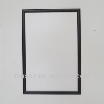 Aluminum A1,A2,A3,A4,A5 Poster Frame Hs-k1 - Buy Poster Flip Frames ...