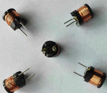 Customized high inductance 1 henry radial leaded filter choke inductor  coils DR drum core for DC to AC inverters, View filter inductors, Coilank