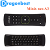 Minix neo A3 lite Wireless air mouse custom android tv box 7.1 x 0.7 1.7 inches With Good Quality Keyboard with Voice