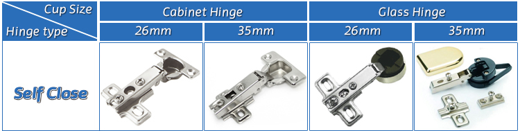 Top Selling 35mm Cup Soft Close Lama Cabinet Hinges