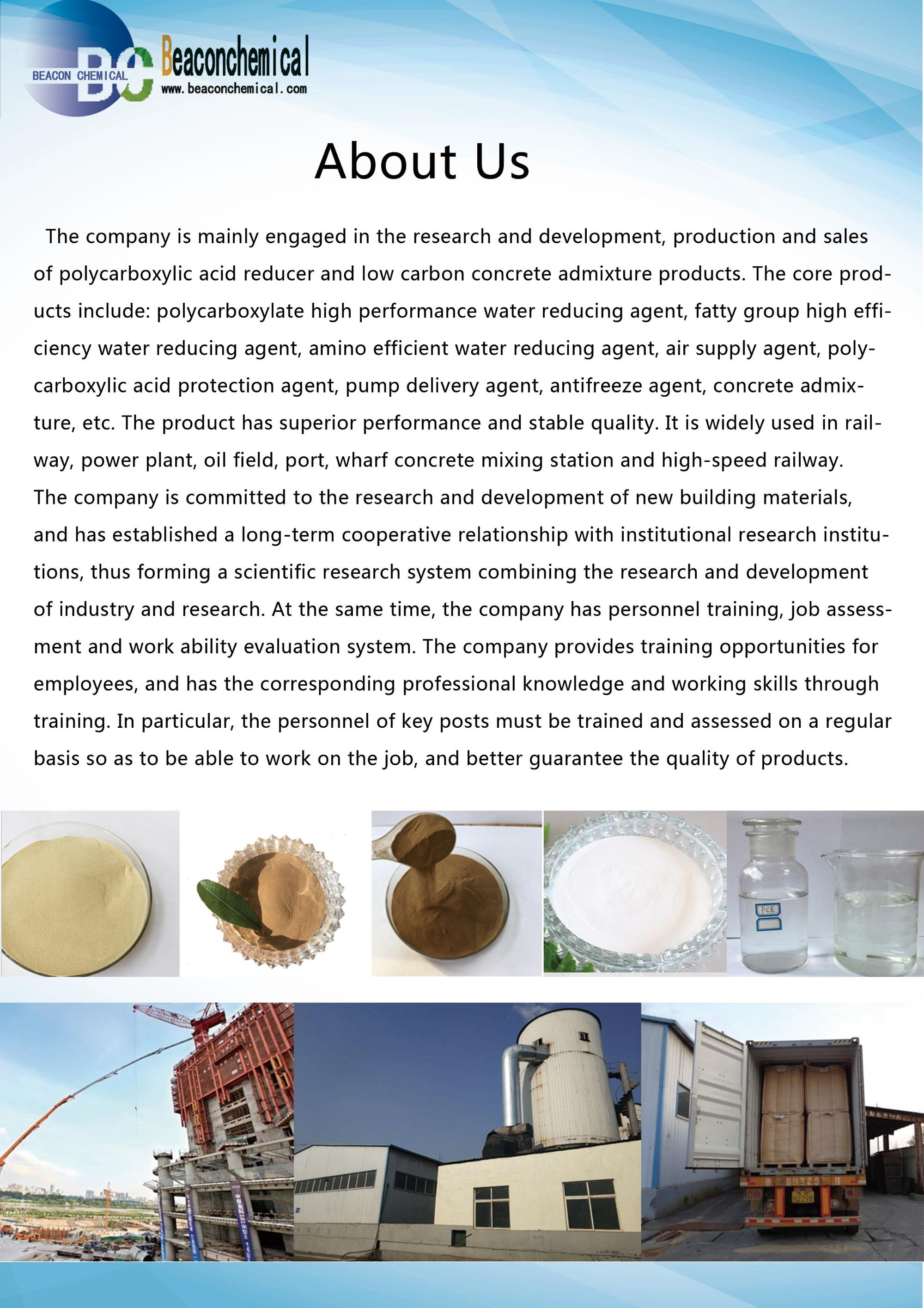 Concrete Admixture Manufacture In China 95% Polycarboxylate Ether Based  Superplasticizer Powder - Buy Polycarboxylate Ether Based,Concrete