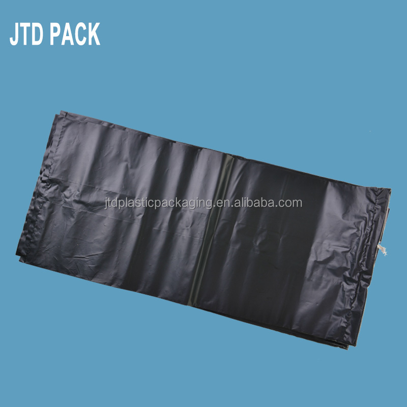 Qingdao JTD Plastic Manufacturer Customized EPI Biodegradable & Compostable Cotton String Garbage Bags