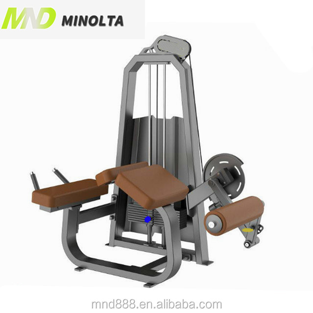 MND Fitness F01B Prone leg curl stretching exercise machines