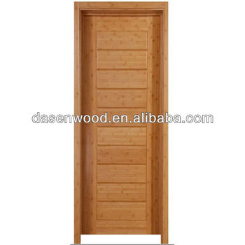 Plywood doors design furniture wood laminated door skin for Plywood door design