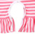Hot children clothes baby clothing pink strips long sleeve football baby romper