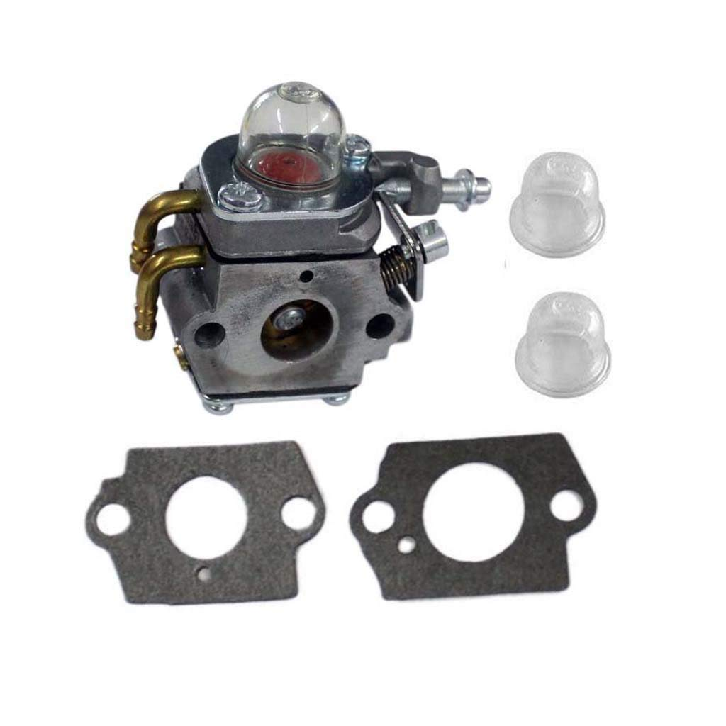 HURI Carburetor with Gasket for 308054001 901552001 Homelite UT08580 UT08981 UT-50500 UT-50901 UT-21506 UT-21546 UT-21907