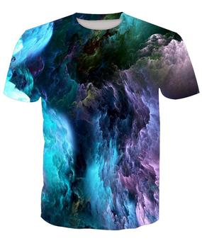Dropship China Suppliers 3D Printed Custom Print T Shirts For Men, Print On Demand Dropship No Minimum Order Dtg Custom T Shirt/