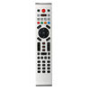 Aluminum remote control with backlight function Universal remote control with extensive library data base
