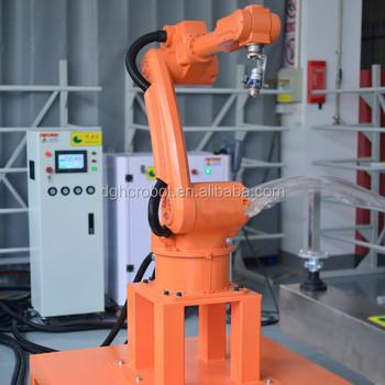 Boyama Için 6 Eksenli Endüstriyel Robot Kolu Buy Endüstriyel Robot