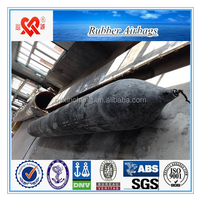 Factory directly sale high-performance marine launching ship air bag rubber balloon
